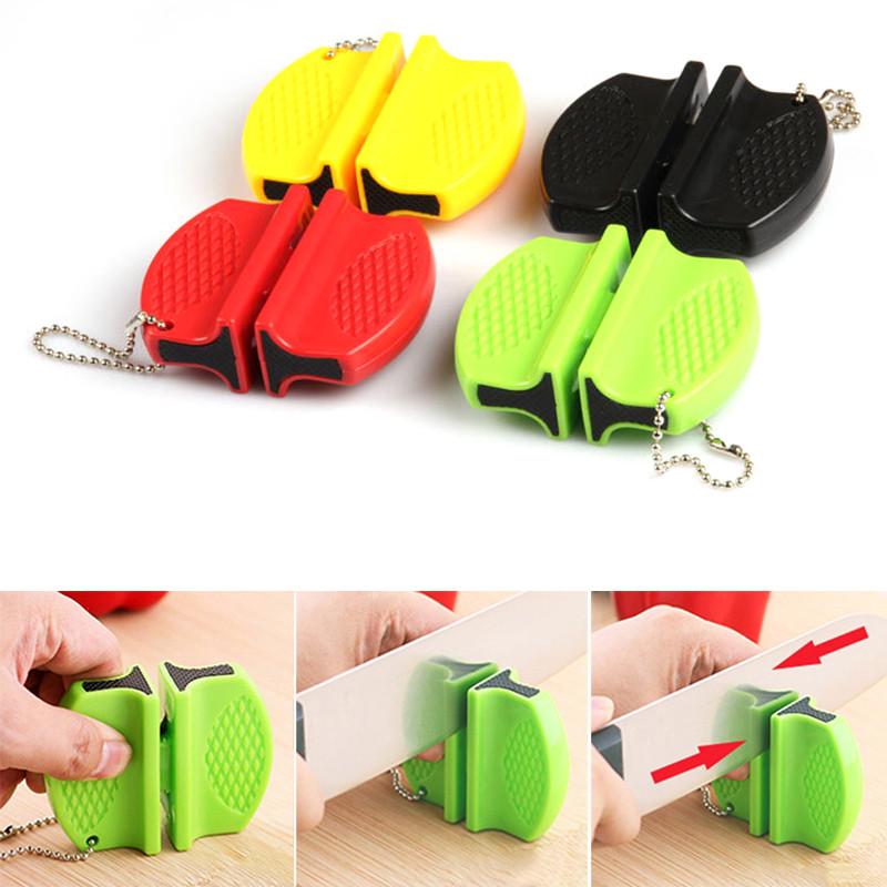 ПортативныйНаоткрытомвоздухеНожницыдля мини-ножей Набор Ножницы для шлифовки для ножей Кухонные принадлежности - 1TopShop