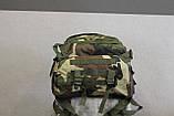 Тактический (военный) рюкзак Raid с системой M.O.L.L.E Woodland (601-woodland), фото 8