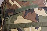 Тактический (военный) рюкзак Raid с системой M.O.L.L.E Woodland (601-woodland), фото 10