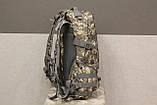 Тактический (городской, штурмовой) рюкзак Oxford 600D с системой M.O.L.L.E на 30 литров (ta30-pixel), фото 5