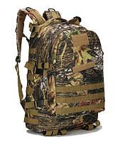 Тактический (военный) рюкзак Raid с системой M.O.L.L.E Лес (601-forest), фото 1