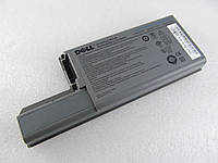 Dell Latitude D820 CF623, 7700mAh (85Wh), 9cell, 11.1V,  Li-ion, серая, ОРИГИНАЛЬНАЯ
