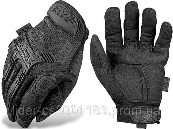 Тактические перчатки Mechanix Contra PRO. - Black (Mex-black)