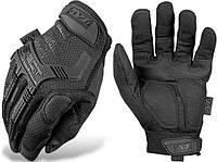 Тактические перчатки Mechanix Contra PRO. - Black (Mex-black), фото 1