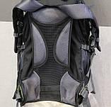 Туристический рюкзак North Face Extreme 60 литров (Оливковый), фото 3