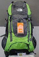 Туристический рюкзак North Face Extreme 60 литров (зеленый), фото 1