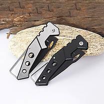 LAOTIEW46165мм3CR13MOVНержавеющая сталь Мини складной нож На открытом воздухе Выживание Тактический нож - 1TopShop, фото 3