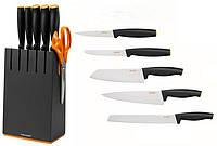 Набор кухонных ножей FISKARS FUNCTIONAL FORM 1014190 (5 шт), фото 1