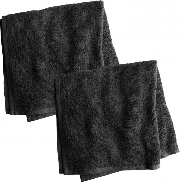 Набор полотенец для кухни BergHOFF Gem 50х50 2 шт Темные (3990026)