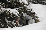 Маскировочный костюм маскхалат белый - Multicam Alpine, фото 7