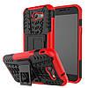 Чехол Armor Case для Samsung J327 J3 Prime / J3 Emerge Красный