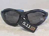 Очки тактические 5.11 4 линзы - реплика (ok511), фото 1