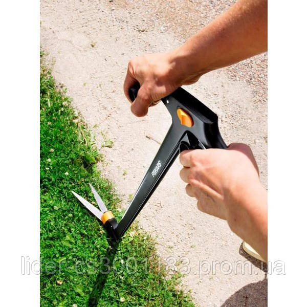 Ножницы для травы Fiskars длинные (113690)