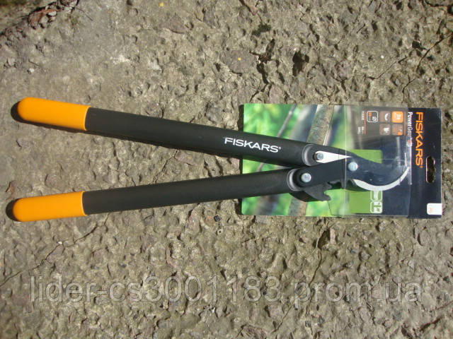Сучкорез PowerGear™ плоскостной от Fiskars (M) (112300)
