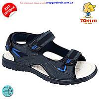 Стильные босоножки-сандалии для подростков р 36-38 (код 2222-00)