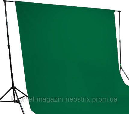 Студийный бумажный фон The BD Company 1,35х11 м (зеленый) 162 FOTO GREEN