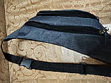 Сумка на пояс reebok ткань мессенджер pvc спортивные барсетки сумка бананка только опт, фото 4