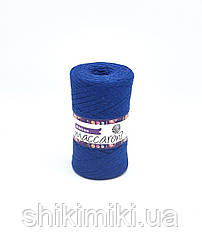 Трикотажный плоский шнур Ribbon, цвет Электрик