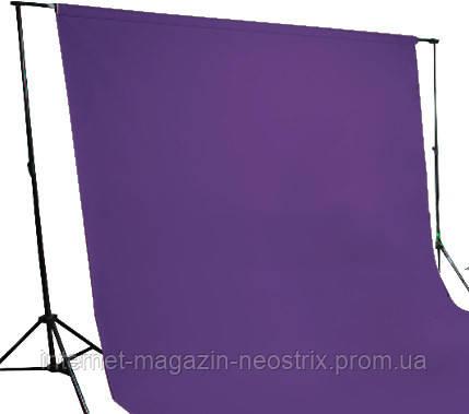 Студийный бумажный фон The BD Company 1,35х11 м (фиолетовый) 154 PURPLE
