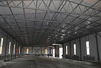 Строительство Ангаров в Днепре, Строительство Складов в Днепре, Строительство Металлоконструкций в Днепре, фото 1