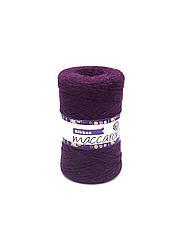 Трикотажные шнуры Maccaroni Ribbon 6mm ,цвет фиолетовый