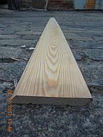 Планкен косой из лиственницы АВ 20*142*4000 мм