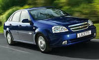 Причины неисправностей Chevrolet Lacetti