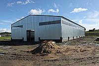 Сельскохозяйственные сооружения - Строительство ПОД КЛЮЧ в Днепре - Ангары, Склады, Металлоконструкции, фото 1