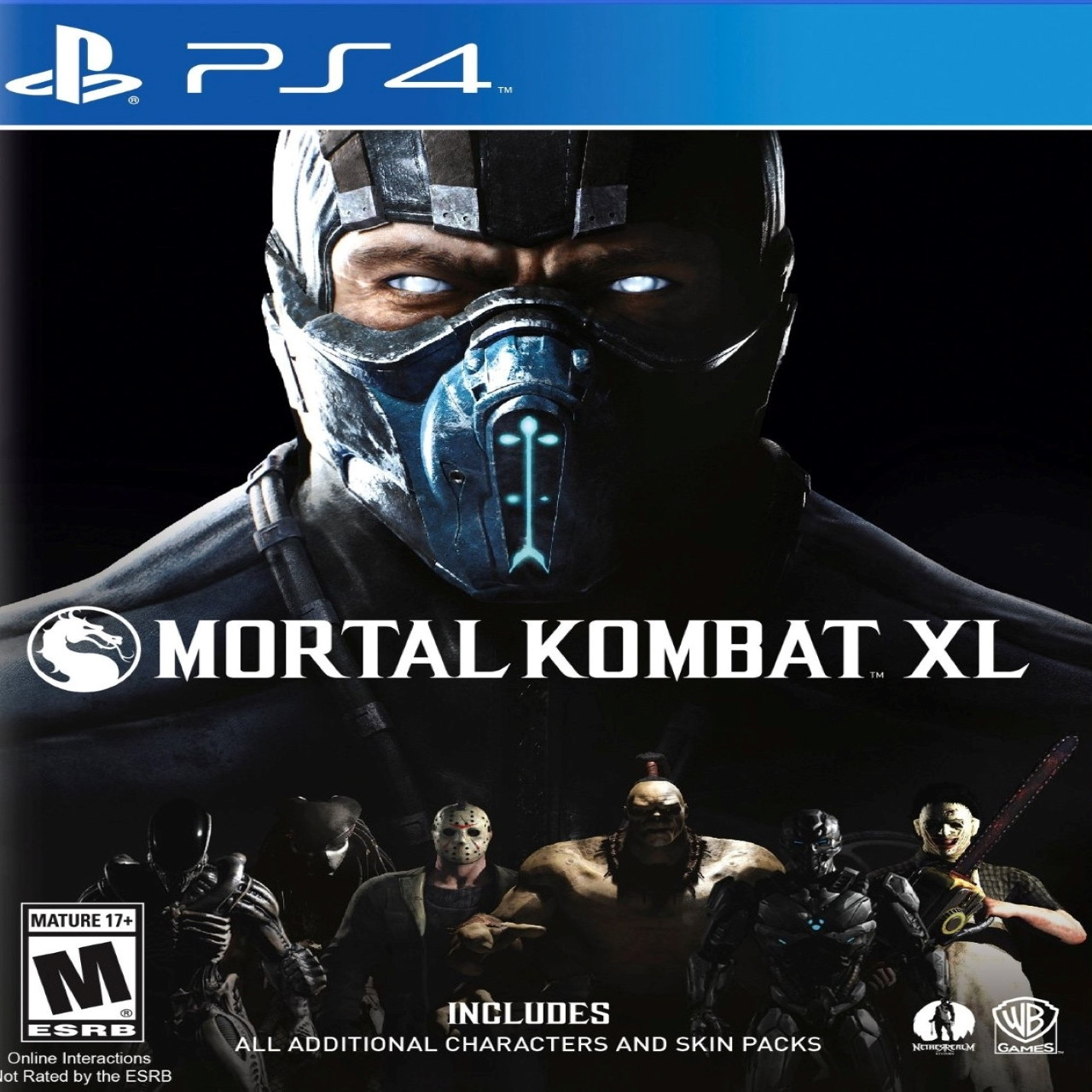 Mortal Kombat XL SUB PS4