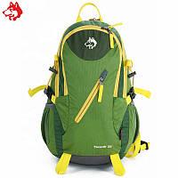 Рюкзак спортивный Jungle King 25L зеленый