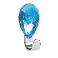 Spirella Декор крючок для ванной Spirella JEWEL голубой (10.10671)