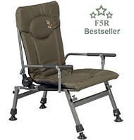 Карповое кресло Elektrostatyk с подлокотниками (F5R)