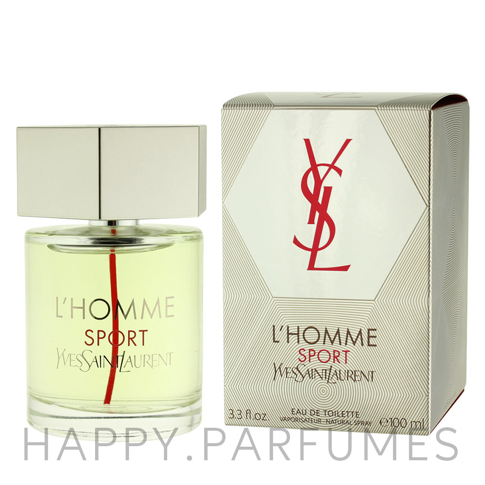 Yves Saint Laurent L`homme Sport EDT 100 ml