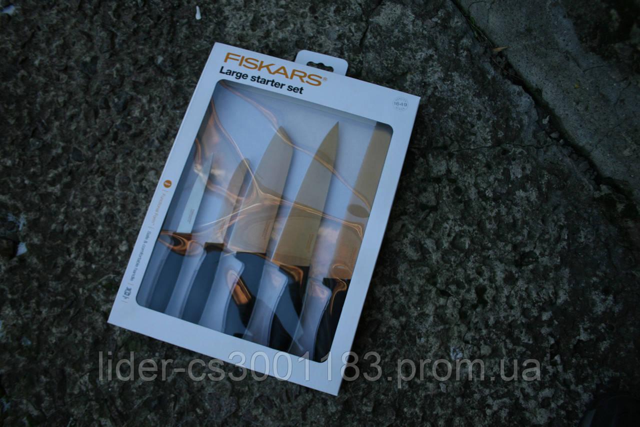 Набор ножей Fiskars Functional Form (5 шт) 1014201