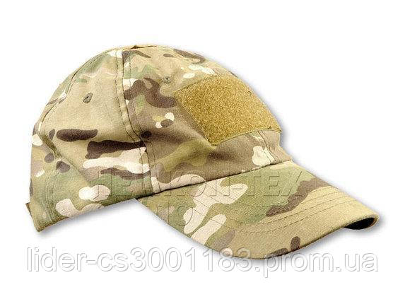 Бейсболка Helikon Tactical Baseball Cap PR - Мультикам (CZ-BBC-PR-14)