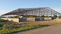 Строительство в Днепре и Днепропетровской области Ангаров, Складов, Сельскохозяйственных сооружений, фото 1