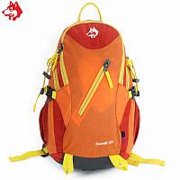 Рюкзак спортивный Jungle King 25L оранжевый