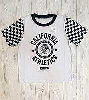Летняя футболка для мальчика подростка Калифорния