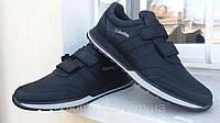 Польские кроссовки на липучках