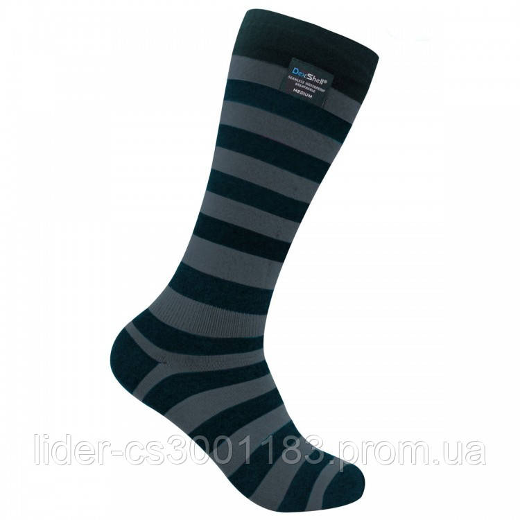 Водонепроницаемые носки DexShell Longlite Grey DS633W размер S