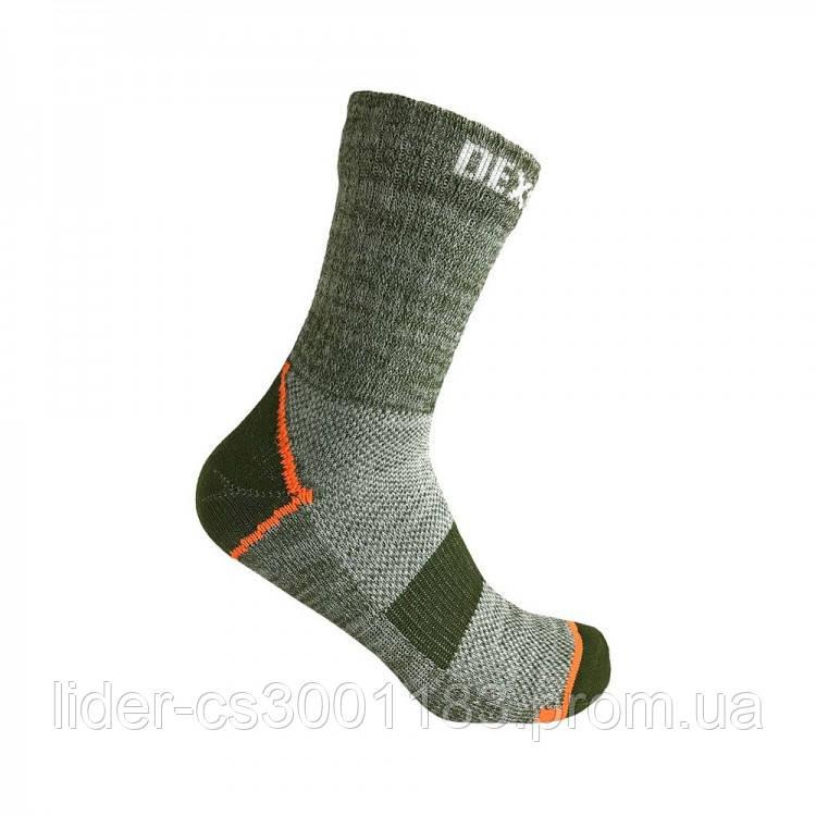Водонепроницаемые носки DexShell Terrain Walking Ankle Socks, DS848HPG размер XL