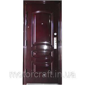 Двери 2050х1200х70