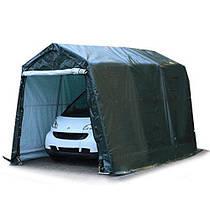 Павильон гаражный 2,4x3,6 м Полиэтилен (PE) 260 г/м²