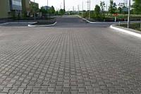 Благодаря свой форме, плитка Двойное Т исключает возможность бокового и фронтального смещения тротуарной плитки.