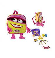 Набор для творчества Рюкзак Пинки, Play - Doh