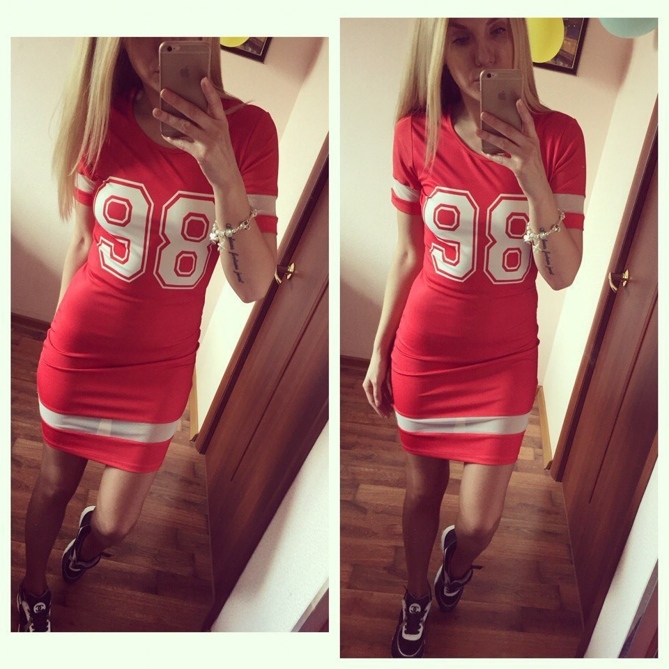 Платье Туника 98