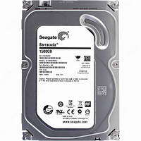 Жесткий диск Seagate Barracuda 7200.12 1.5TB 7200rpm 64MB ST1500DM003 3.5 SATAIII (б/у)