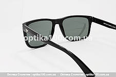 Солнцезащитные очки ДЛЯ ЗРЕНИЯ c диоптриями в стиле Armani, фото 2