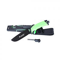 Нож выживания Ganzo G8012 Green