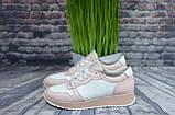 Женские кожаные кроссовки/кеды Guess  ;►Размеры [39], фото 2